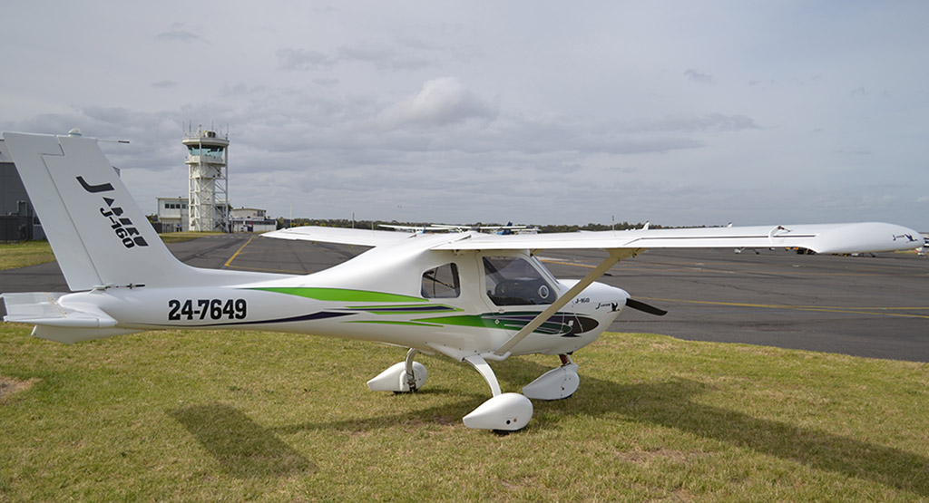 RAAus Training Aircraft - Jabiru